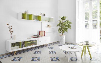 Diseña tu espacio con Mega Mobiliario