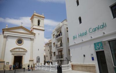 Conoce nuestro proyecto contract del RH Canfali Benidorm, un hotel lleno de sensaciones