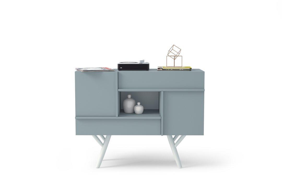 Megamobiliario presenta en IMM Colonia las novedades para 2019 en muebles de diseño
