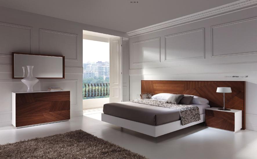 Dormitorio Kenia, diseño y artesanía.