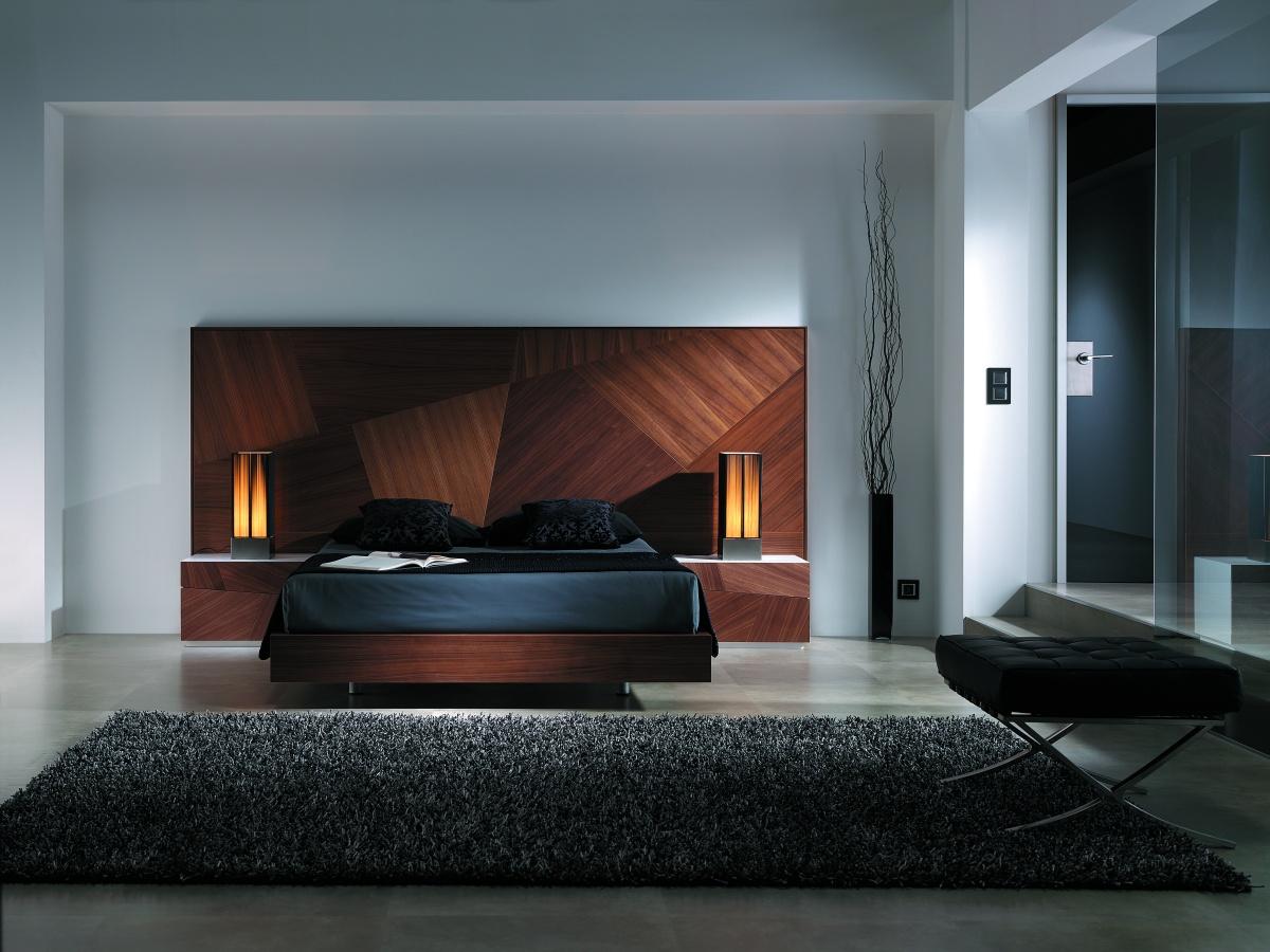 Dormitorio Africa fabricado por Mega Mobiliario.