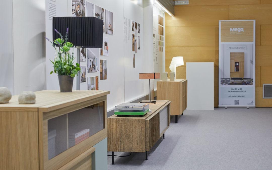 Mega Mobiliario presenta un avance de su nueva colección en el Centro de Artesanía de la CV